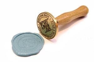 Металлические печати – специальные изделия из дерева
