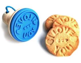 Кулинарные печати и штампы для печенья