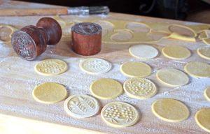 Кулинарные печати и штампы