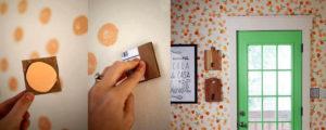Штампы - как украшение интерьера