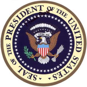 Печати штатов США