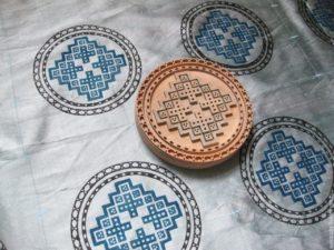 печати и штампы для вышивки