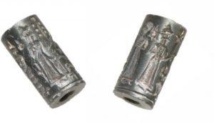 печати в древнем Шумере в III тысячелетии до н.э.