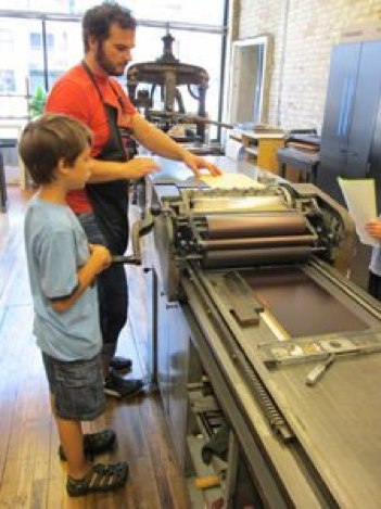 stamps manufacturing