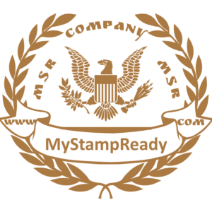 Stamp pad you can use for digital stamp made by MyStampReady