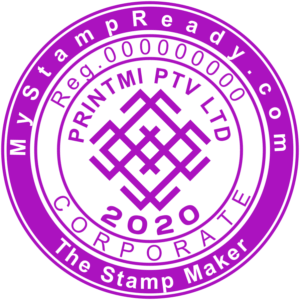 Creating seals and stamps in the online constructor for free